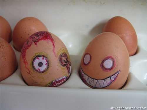 huevos miblogdecosasdivertidas