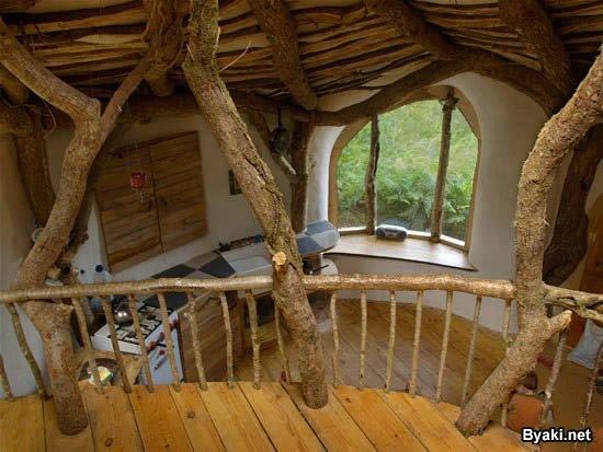 casa replica de hobbit  (2)
