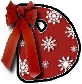 Christmas blanket D