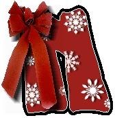 Christmas blanket N