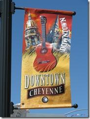 1130 Street Banner Cheyenne WY