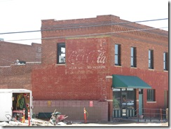 1159 Coca Cola Ghost Sign Cheyenne WY