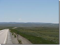 1457 Road between Medicine Bow & Hanna Wy