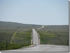 1464 Road between Medicine Bow & Hanna Wy