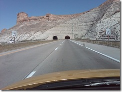 1514b I 80 Twin Tunnels at Green River WY