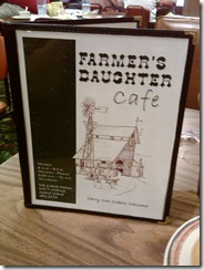 520c Farmer`s Daughter Cafe Grand Island NE