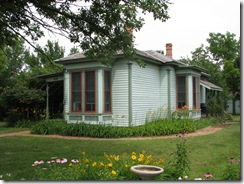 0617 Henry Fonda`s Birth Home Stuhr`s Museum of the Prairie Pioneer Grand Island NE
