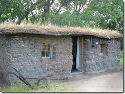 0818 Sod House at Sod House Museum Gothenburg NE