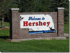 0968 Welcome to Hershey NE