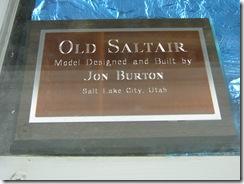 1892 Inside Saltair Pavilion Salt Lake City UT