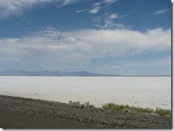 1940 Salt Flats as seen from I 80 west of Knolls UT