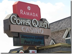 2272 Ramada Copper Queen Casino Ely NV
