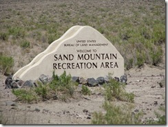 2511 Loneliest Road - Lincoln Highway Sand Mountain Recreation Area between Austin & Fallon NV