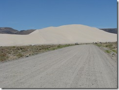 2515 Loneliest Road - Lincoln Highway Sand Mountain Recreation Area between Austin & Fallon NV