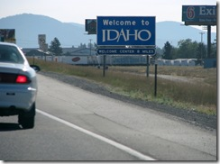 5201 Welcome to Idaho