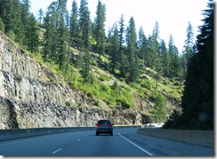 5208 View from I-90 between Couer d'Alene & Kellog ID