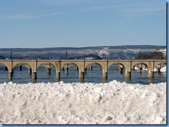7347  I 83 Susquehanna River Bridges Harrisburg PA