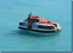 8219 Celebrity Mercury Tender Philipsburg St Maarten
