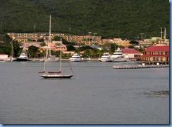 7929 Dusk falls on Charlotte Amalie St Thomas USVI