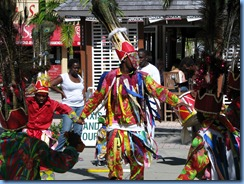 8140  Street Performers Basseterre St Kitts