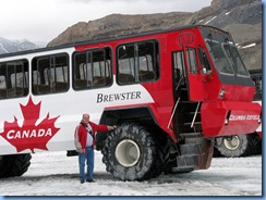 10153 Athabaska Glacier Columbia Ice Field Jasper National Park AB