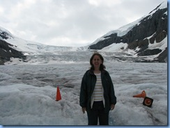 10143 Athabaska Glacier Columbia Ice Field Jasper National Park AB