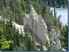 0367 Hoodoos Banff National Park AB