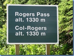 0528 Rogers Pass Glacier National Park BC
