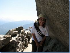 2564 Moro Rock Sequoia National Park CA