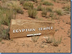 4630 Egyptian Temple Capitol Reefs National Park UT