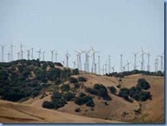 2615 Wind Turbines near Mojave CA