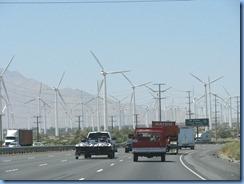 3050 I-10 Wind Turbines near Palm Springs CA