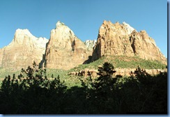 3438 Court of the Patriarchs Zion National Park UT Stitch