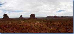 5666 John Waynes Point Monument Valley Navajo Tribal Park UT Stitch