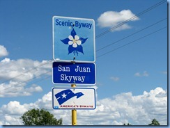 5967 CO-145 San Juan Skyway Scenic Byway CO