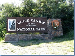 6057 Black Canyon of the Gunnison National Park CO