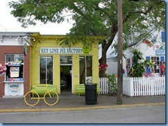7312 Key West FL - Conch Tour Train 1st Key Lime Pie Factory