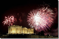 GREECE NEW YEAR
