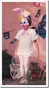 Amelia en carnaval