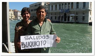 Desde Venecia jul 09