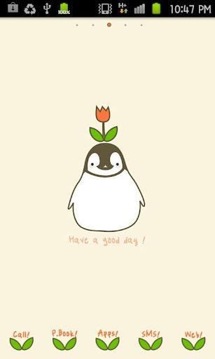Peperico tulip GO Launcher