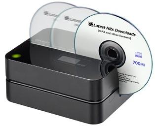 Impressora de CD Casio-CW-E60