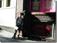 John Lennon and Me at the Cavern Club