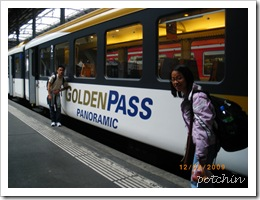 The Golden Pass Line