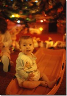 Ryan Christmas 1983