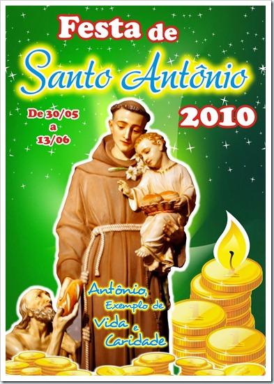 FESTA DE SANTO ANTÔNIO 2010