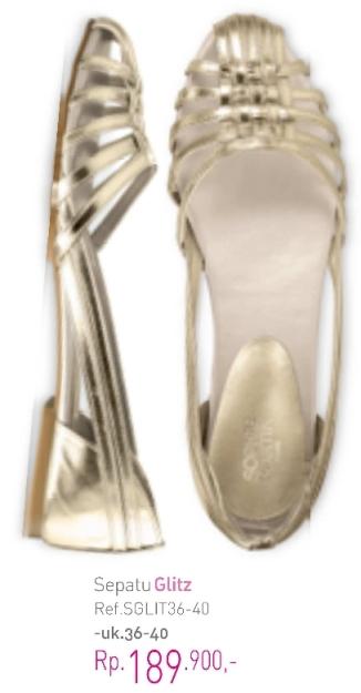 Sepatu & Sandal Menawan Buat Wanita Aktif | Butik Online ...