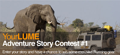 YourLUME's First Adventure Story Contest