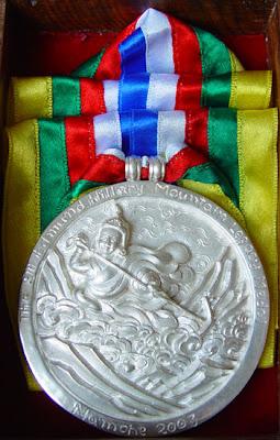 Hillary Medal