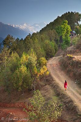 Nepalese morning